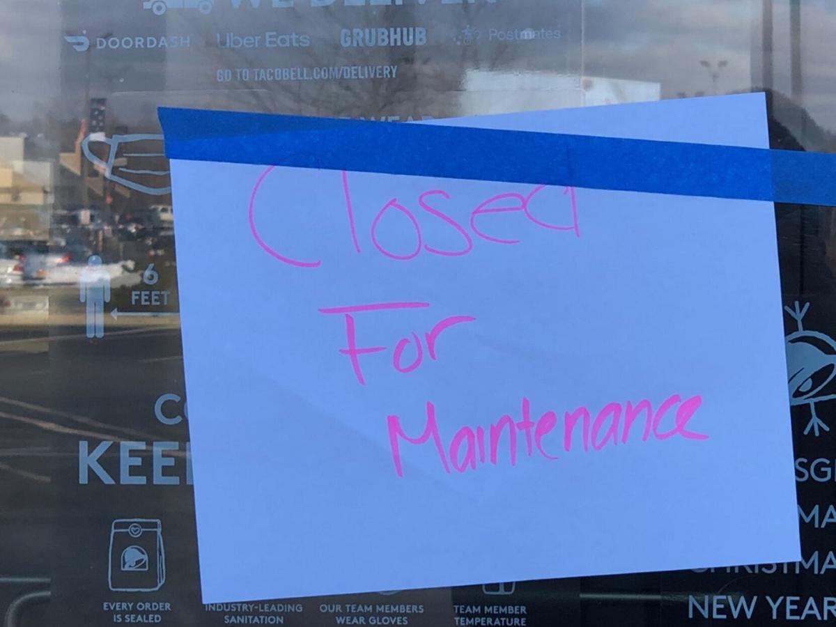 COVID closes Taco Bell temporarily