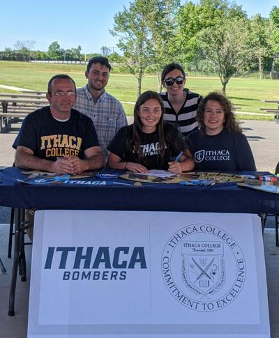 Greenville's Melody Kappel chooses Ithaca College