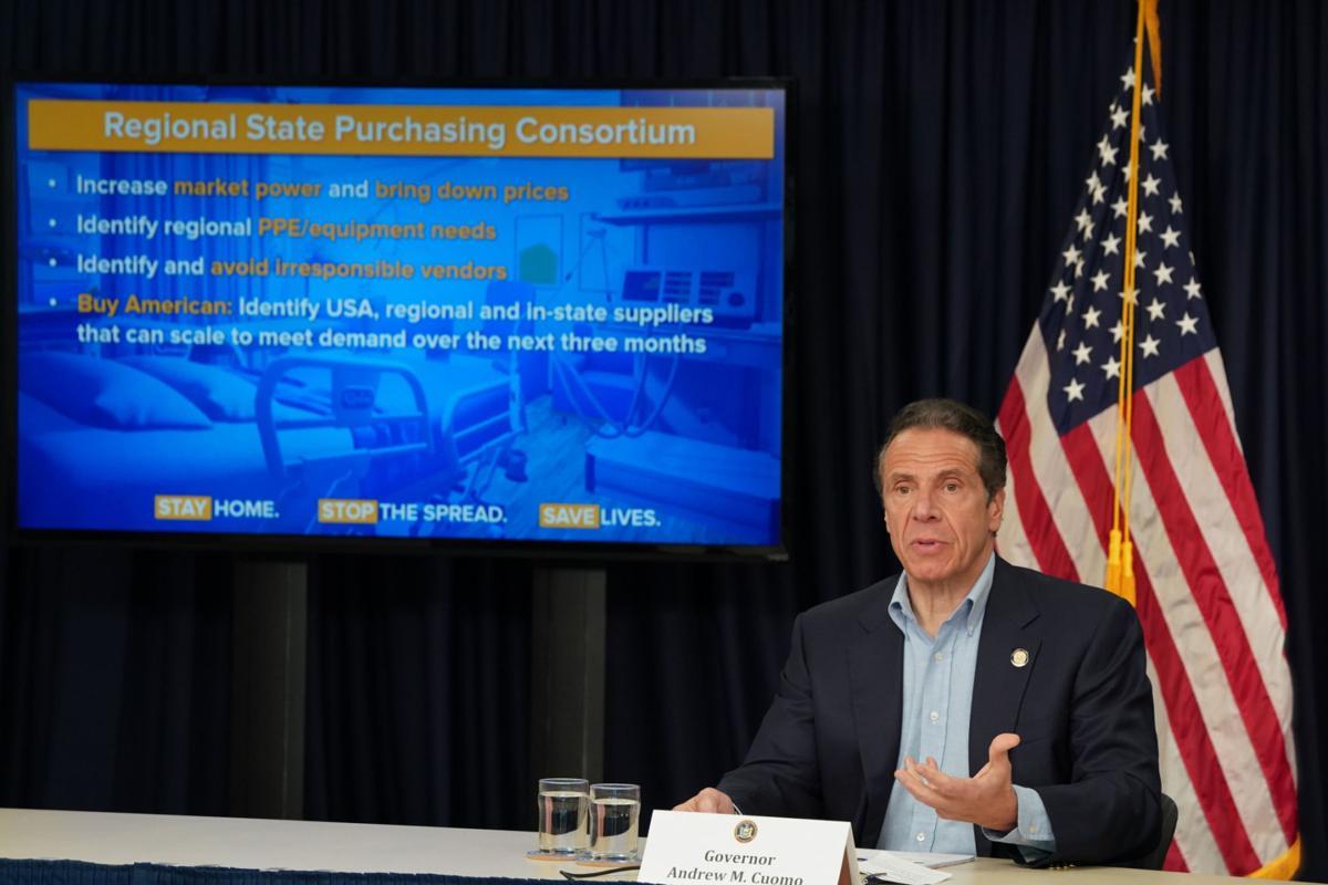 Cuomo: No NY regions safe to reopen