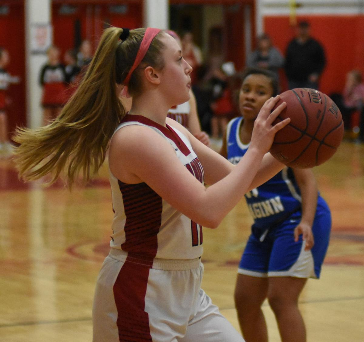 GIRLS BAKSETBALL: CHVL champion Clippers too much for Griffs