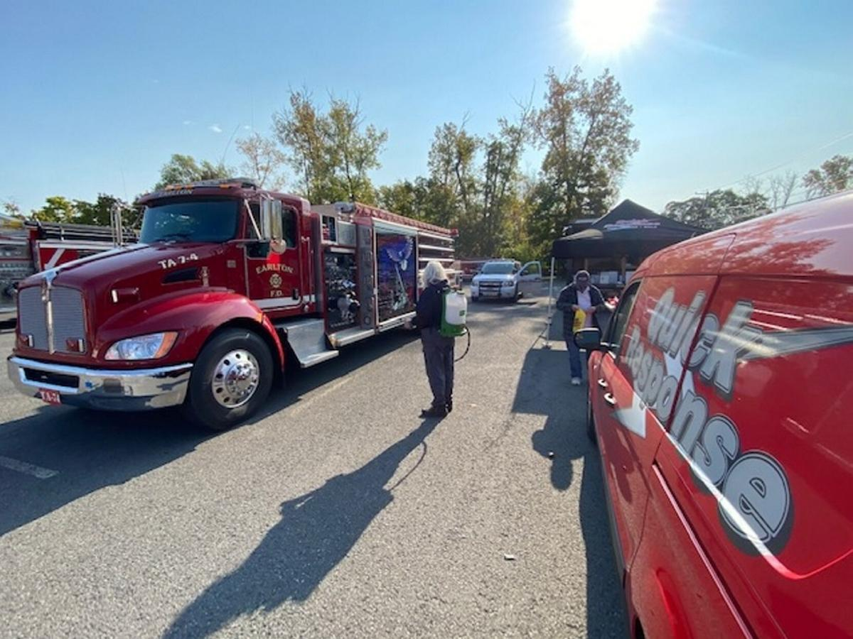 Company helps protect first responders from COVID-19