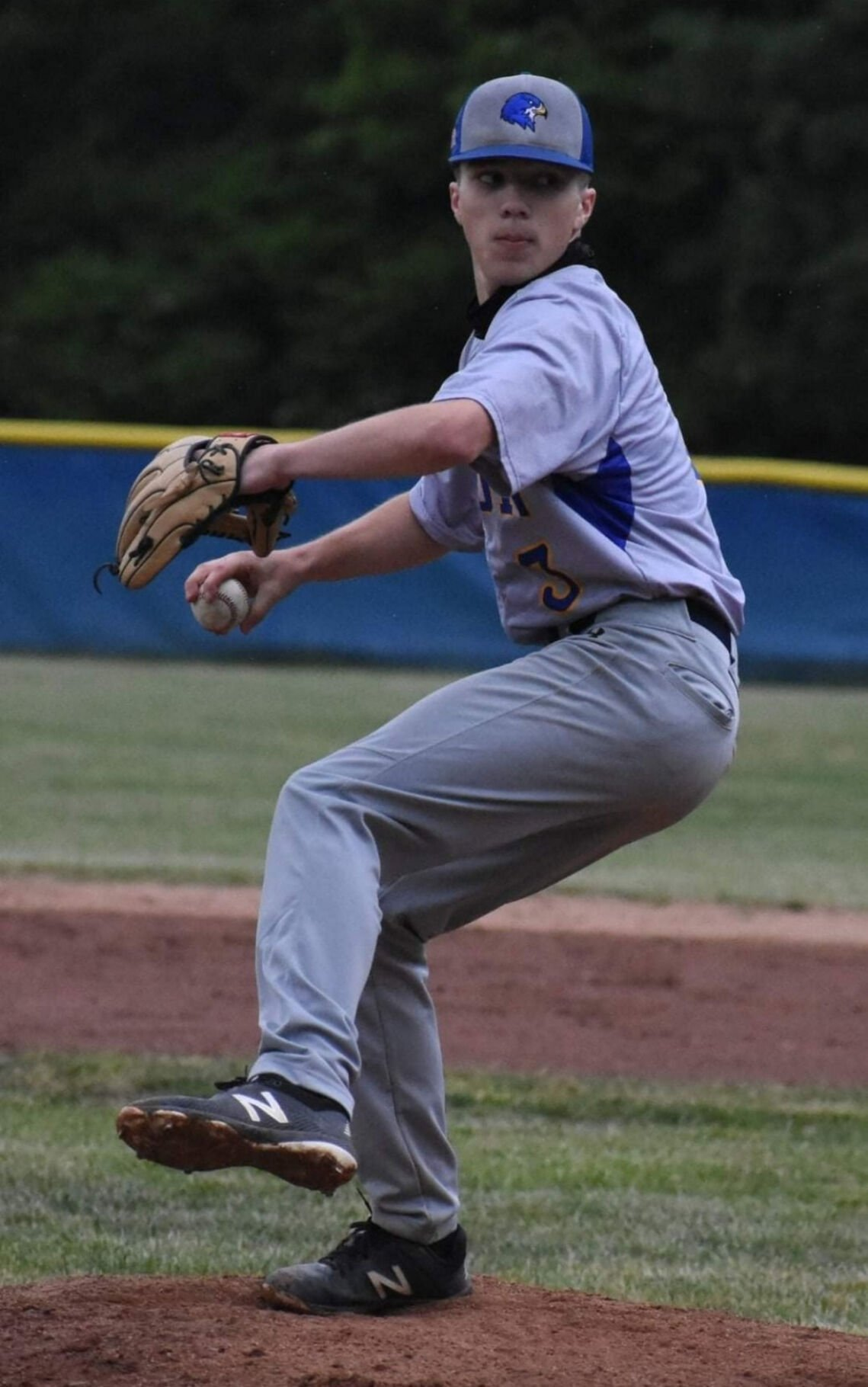 H.S. BASEBALL: Bowes named Patroon MVP; Ward is Coach of the Year
