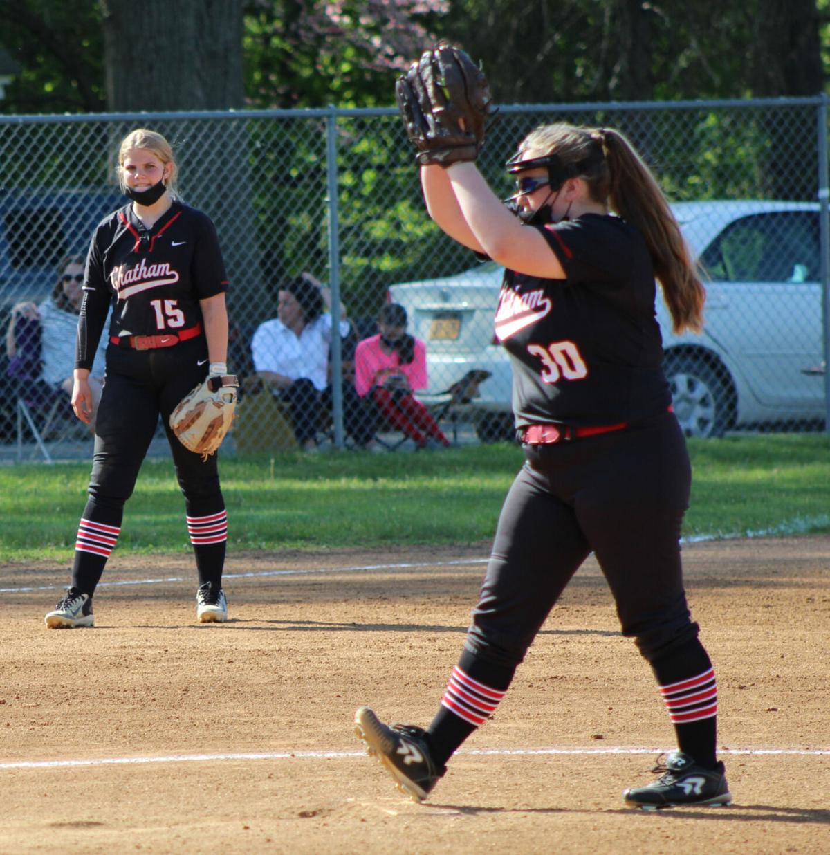 H.S. SOFTBALL: Panthers overcome fifth-inning deficit to remain unbeaten