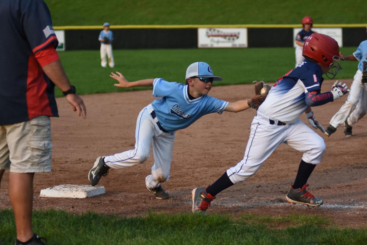 LOCAL ROUNDUP: Clippers 10U take down Devil Cats