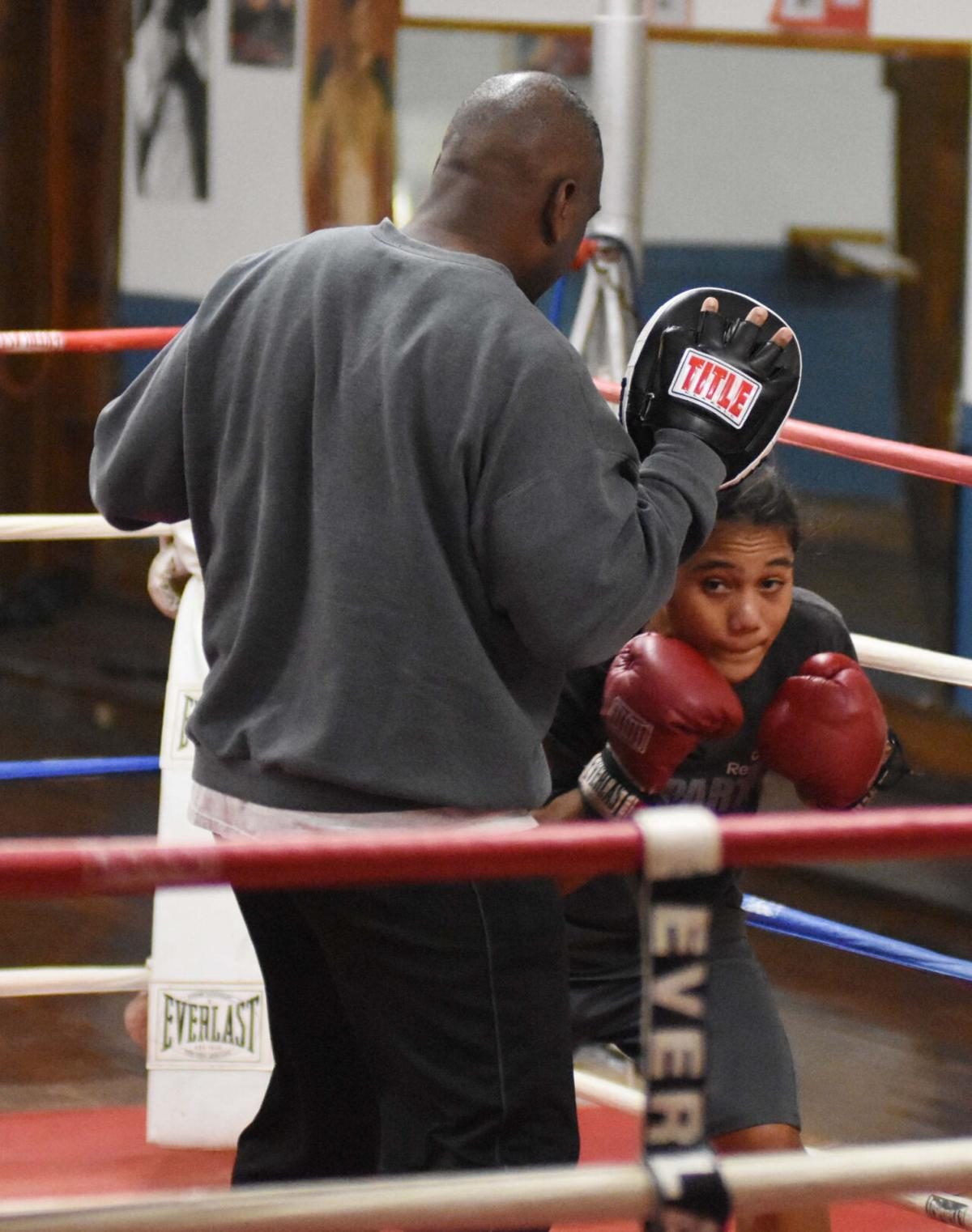 BOXING: Catskill's Faiva adds to her victory total