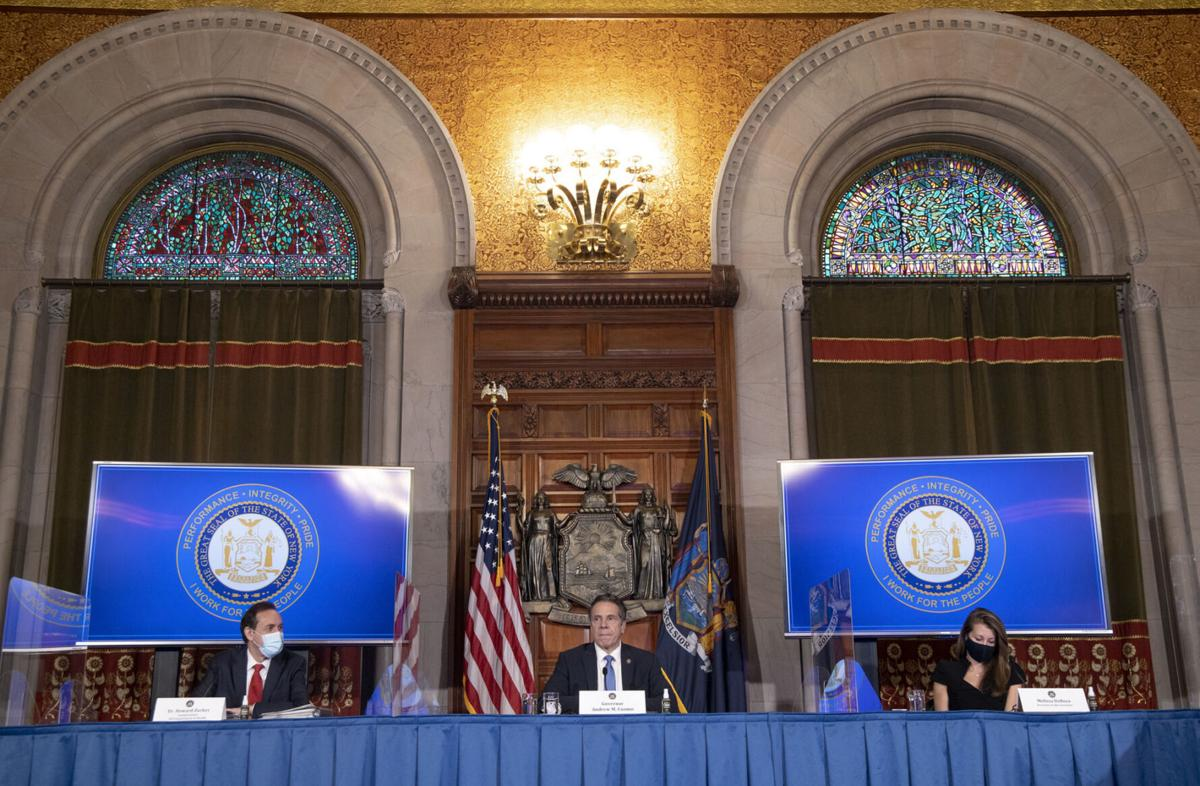 NY sets $1M fine for COVID-19 vaccine fraud