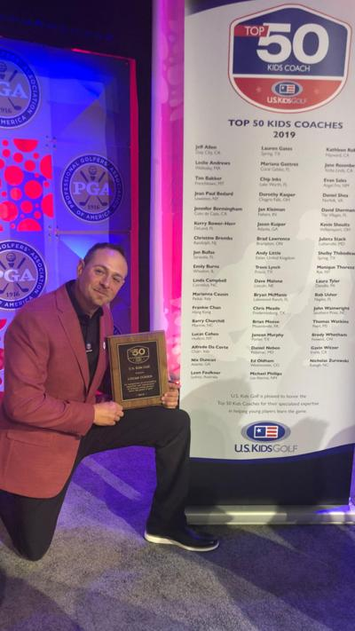Cohen named Top 50 Kids Coach by U.S. Kids Golf