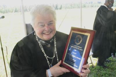 Stuyvesant judge named Magistrate of the Year
