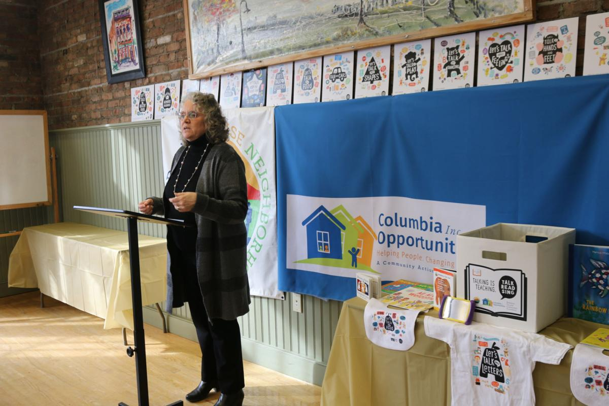 County launches child literacy campaign