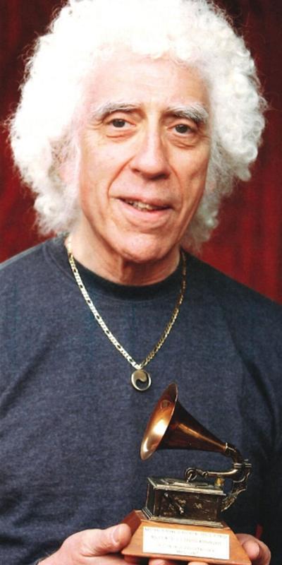 Malcolm Cecil, C-GCC professor, Grammy winner, dies at 84