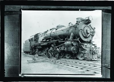 Railroad through Ashland and Windham