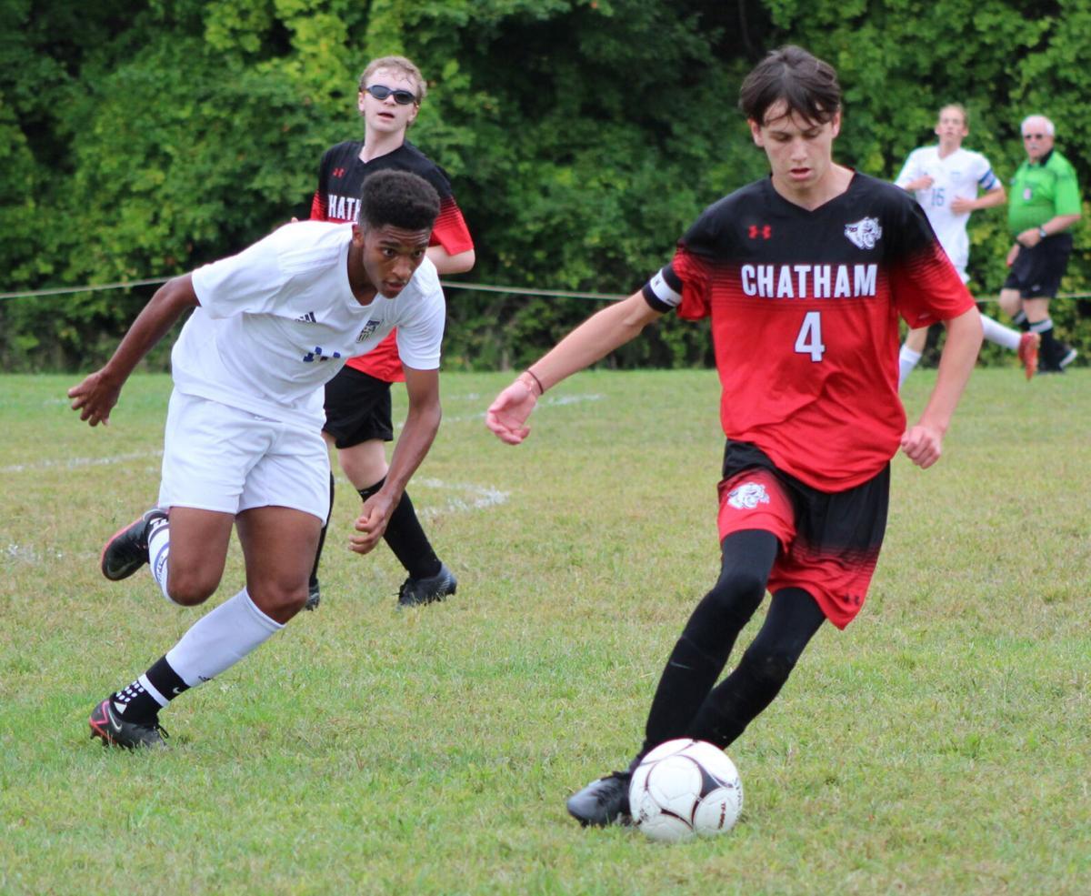 BOYS SOCCER: C-A blanks Chatham; hat tricks for Agovino and Barnhart