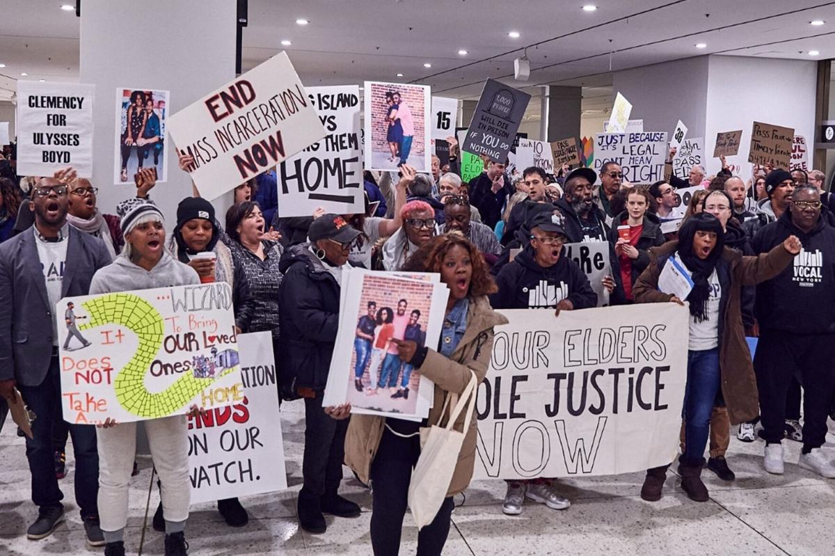 Advocates intensify pleas to pass parole reform
