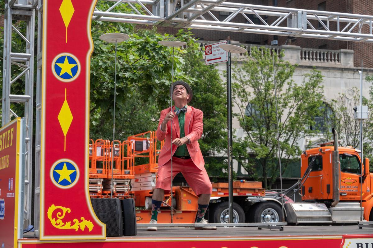 Bindlestiff Family Cirkus plans first Catskill shows