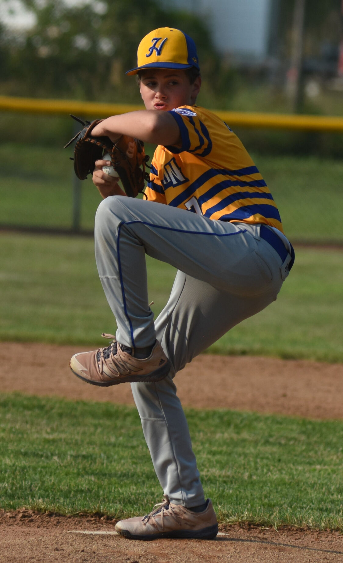 LITTLE LEAGUE BASEBALL: Conte leads Hudson Stars past Northern Columbia