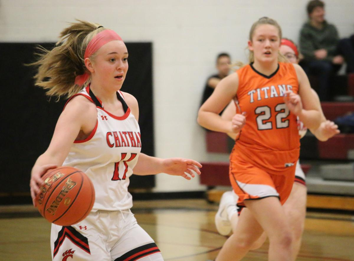 LOCAL ROUNDUP: Taylor sparks Chatham; Hudson rolls