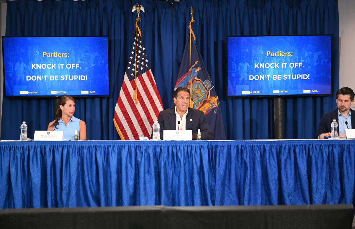 Cuomo: Federal agents not wanted in NY