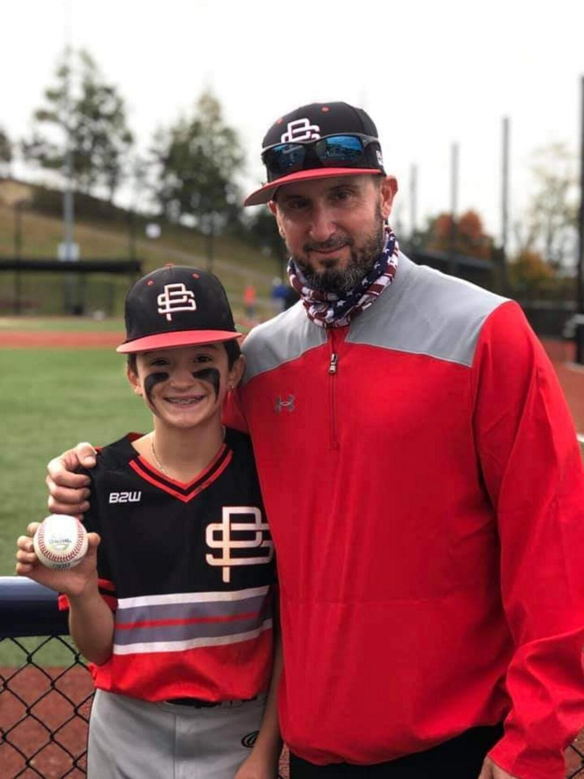 FALL BASEBALL: Outlaws 8U win two; Super belts first HR