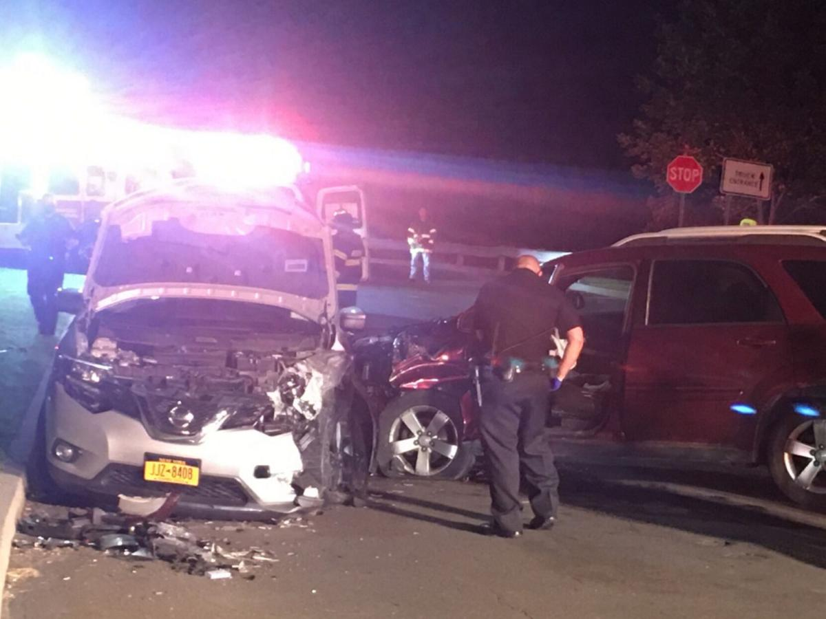 Police: Charges pending in Greenport crash