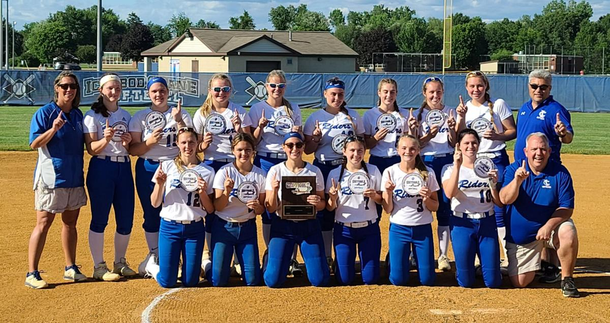 SECTION II SOFTBALL: Riders wrap up perfect season with another Class B championship