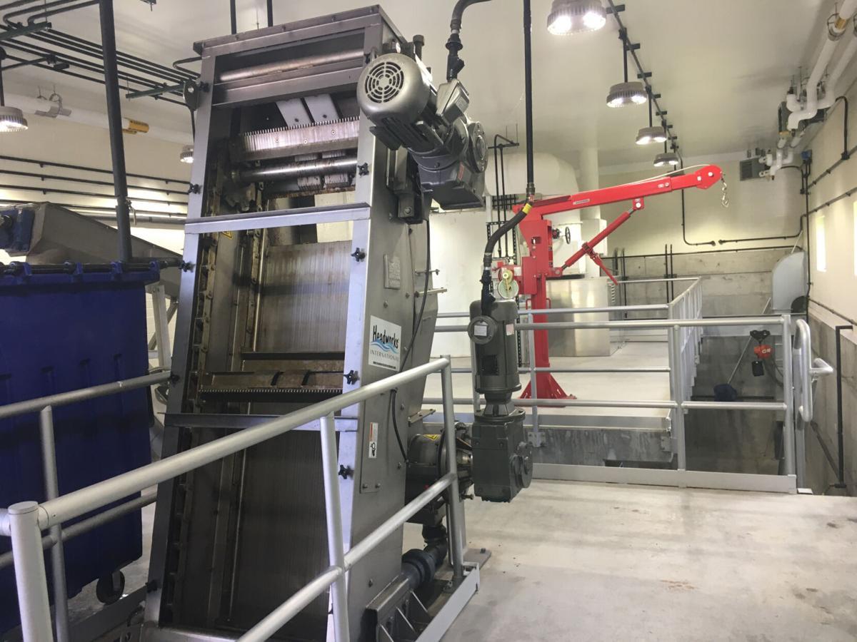 Coxsackie unveils $17M sewer plant
