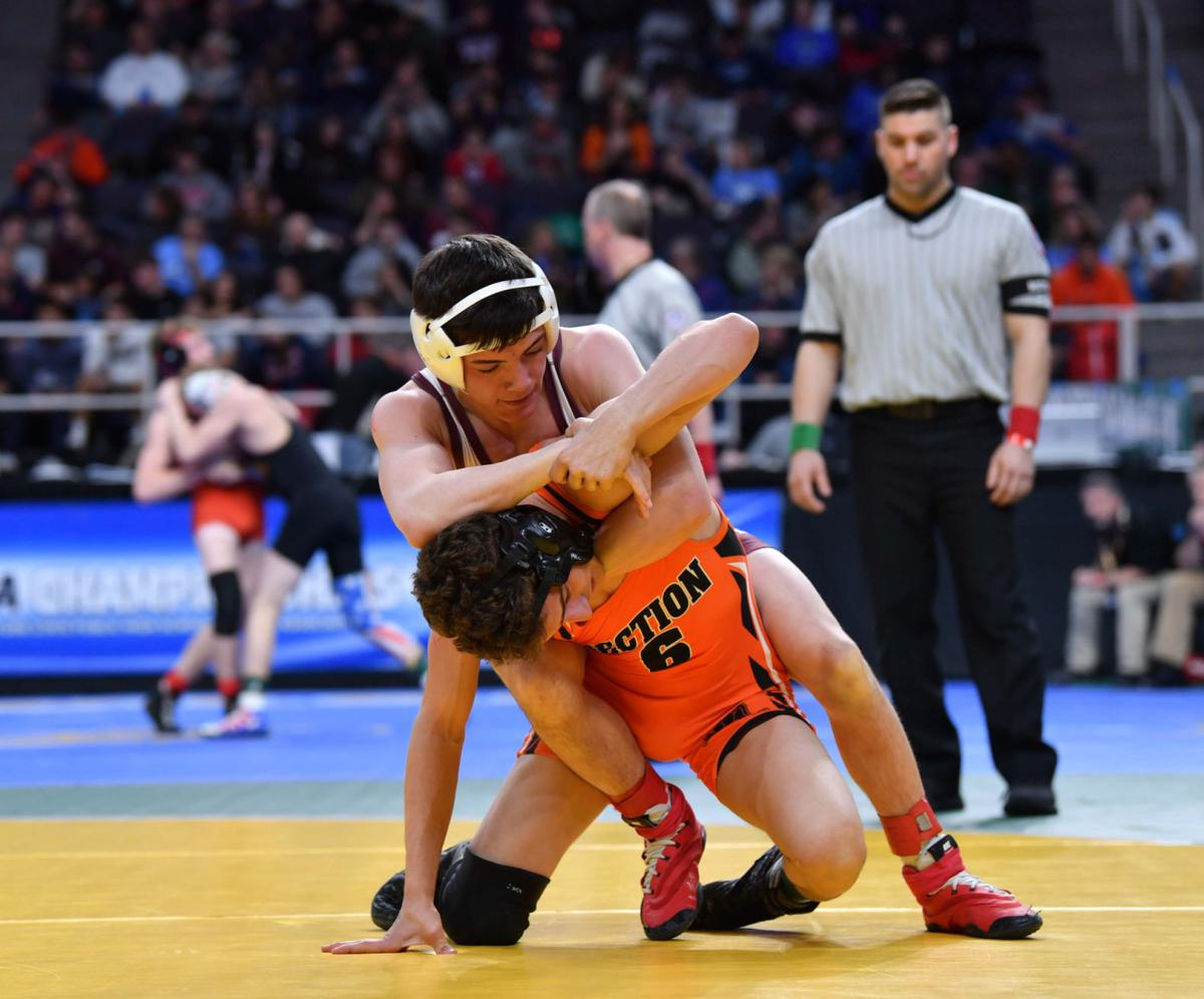 Local wrestlers have strong showings at States