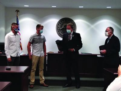 Greene County Legislature recognizes youth