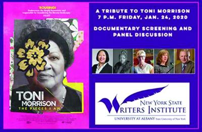 Toni Morrison Tribute kicks off