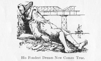 'I have a bridge to sell you': The rest of the story
