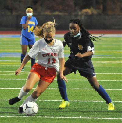 GIRLS SOCCER: Greenville girls finish regular season unbeaten
