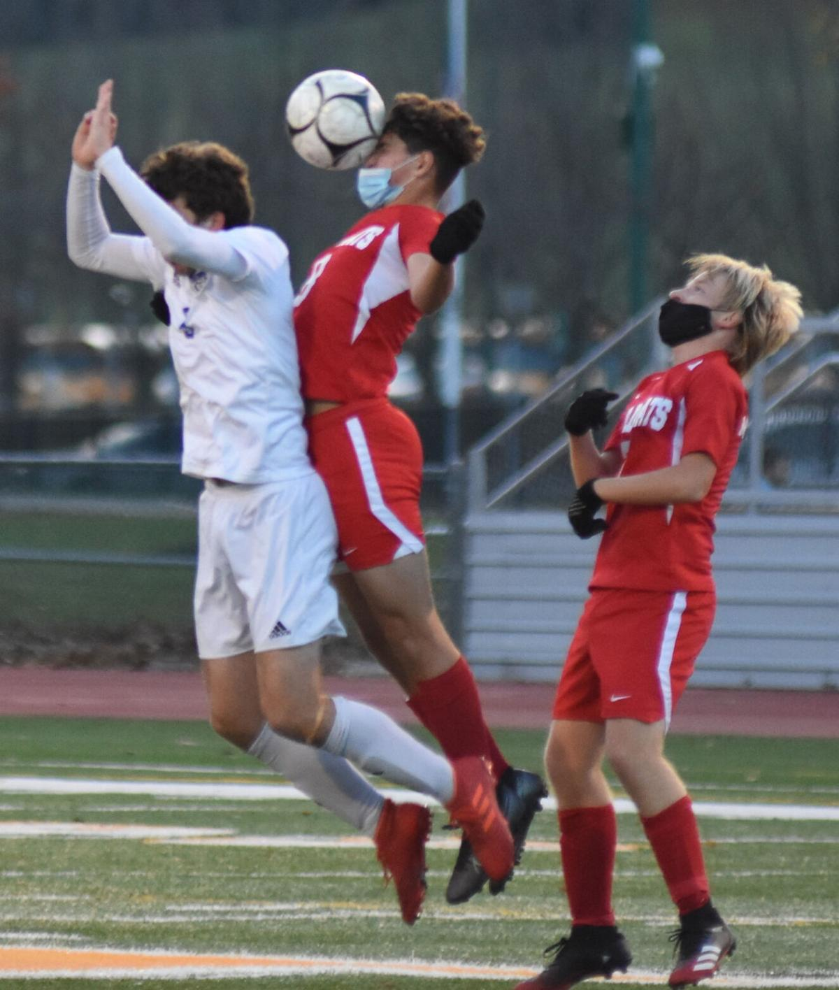 BOYS SOCCER: Maple Hill outduels C-A, Greenville pushes past Cairo-Durham