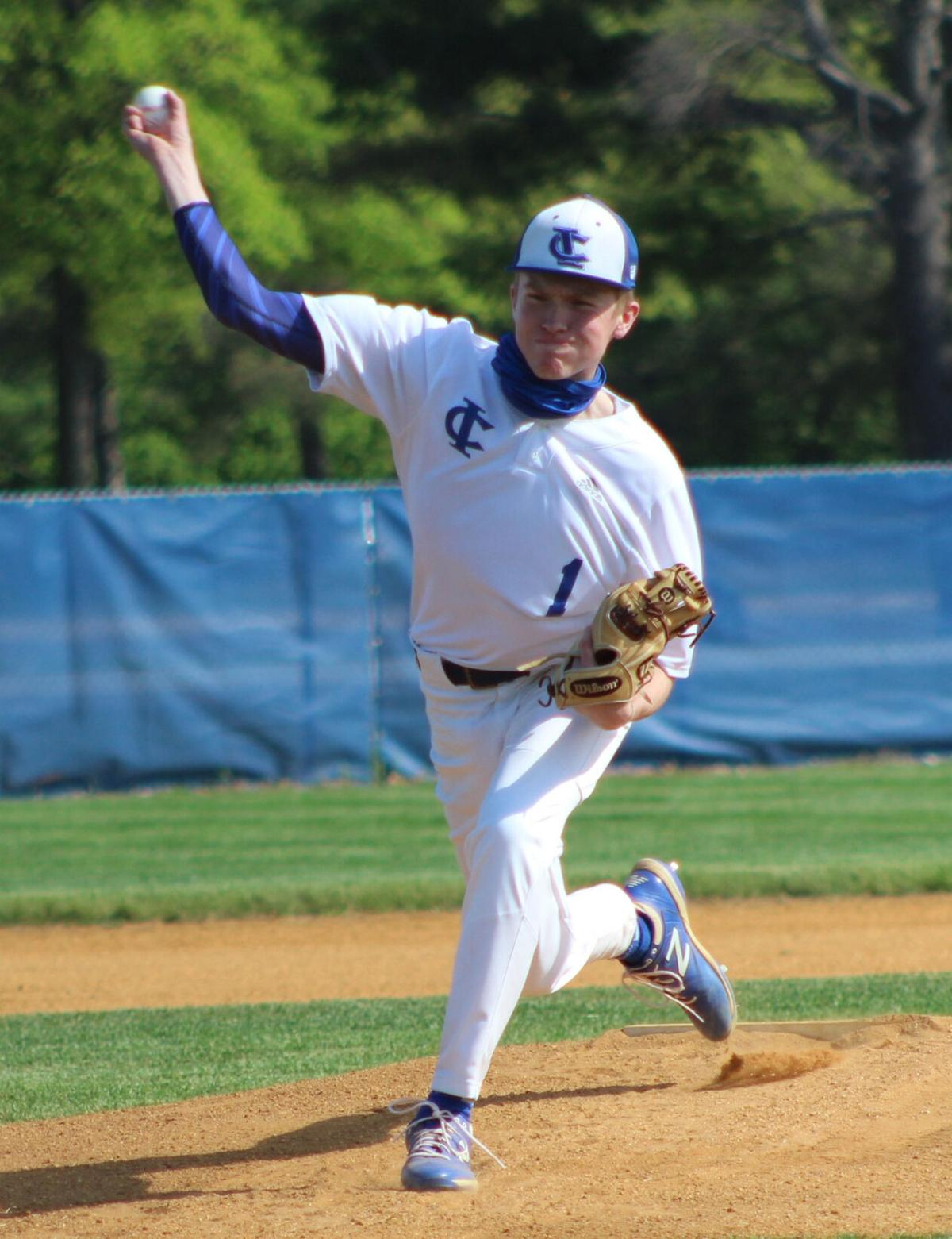 H.S. BASEBALL: Schmidt dazzles in first-ever start as ICC tops Chatham