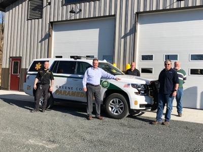 Greene County rolls out fifth flycar