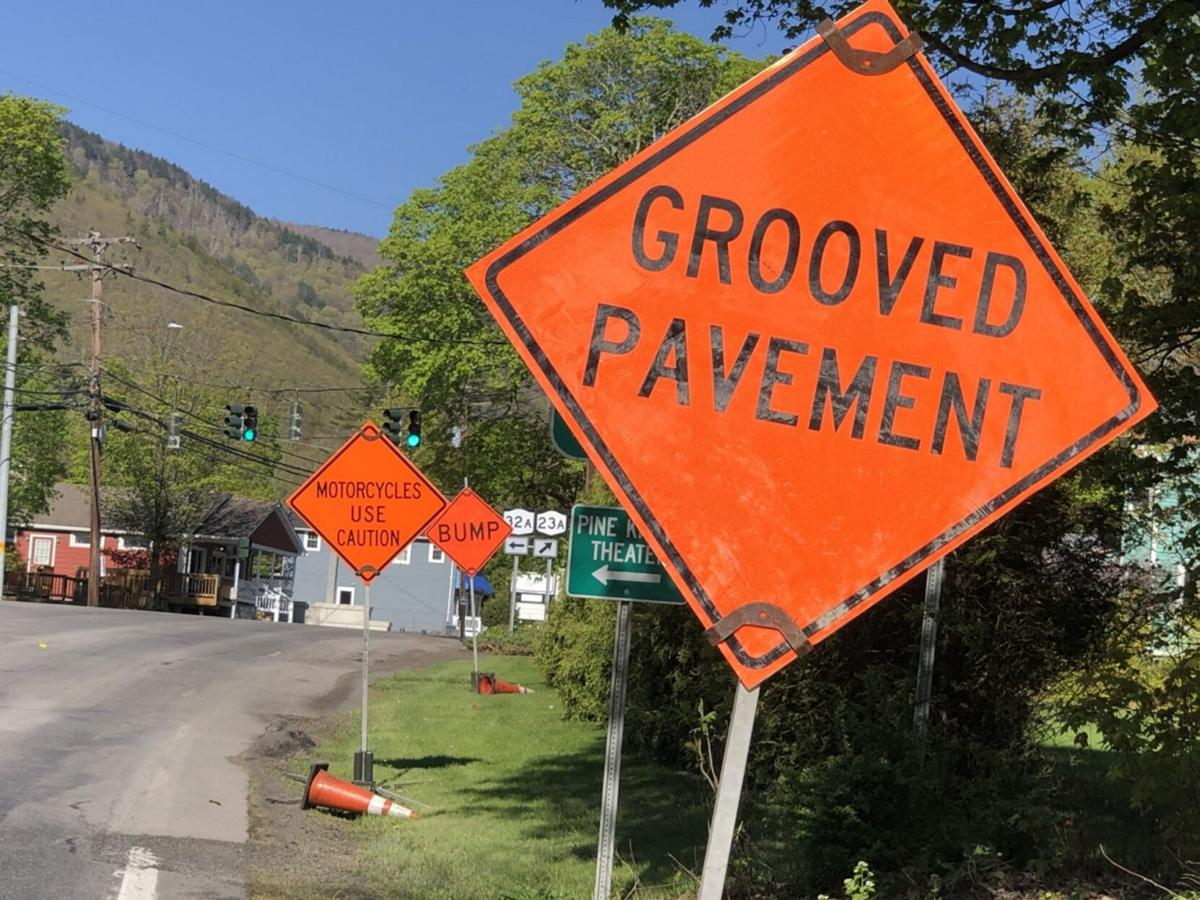 Delays expected with Catskill paving project