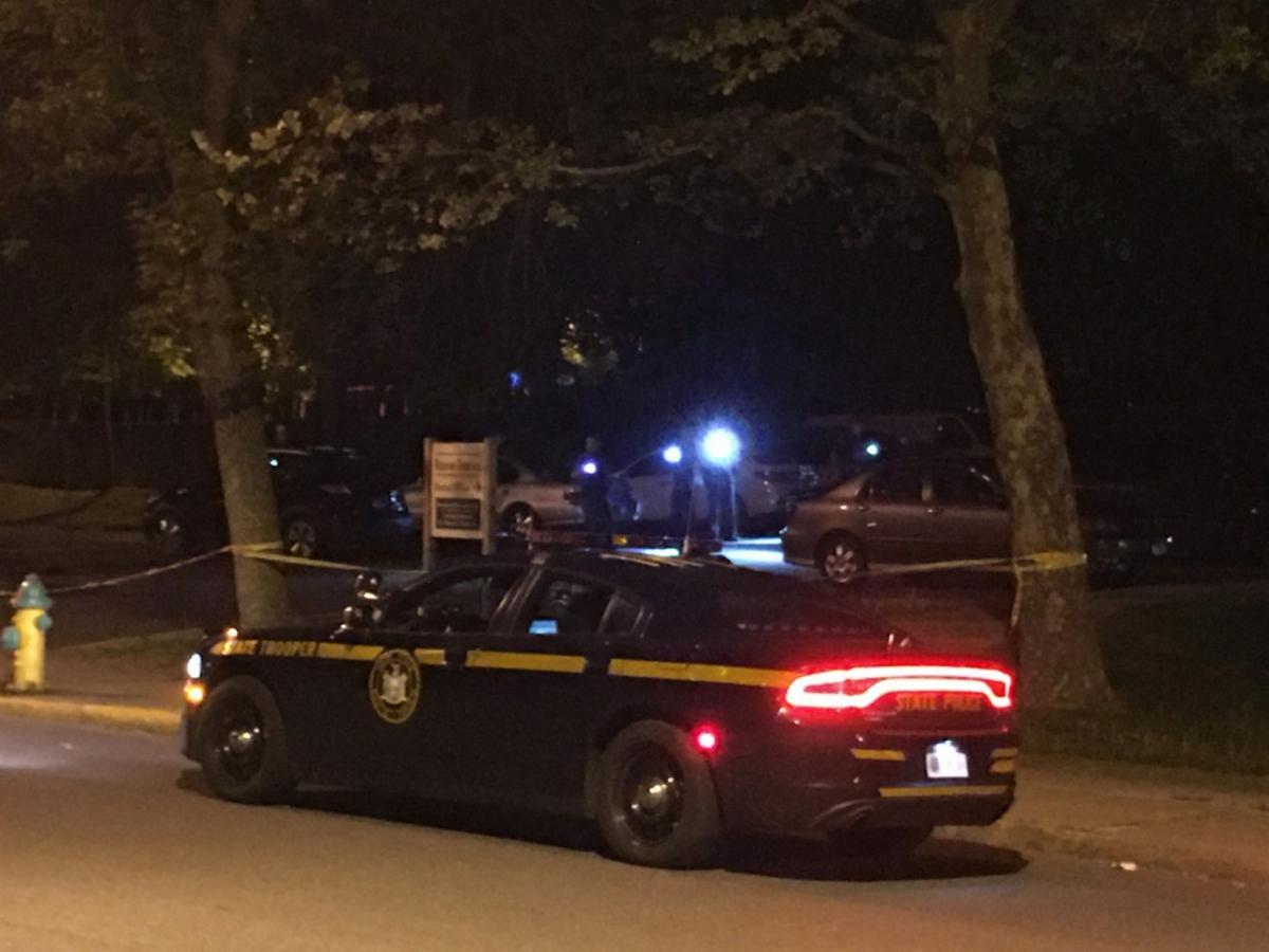 Vigil held for homicide victim