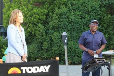 'Today' visits Hudson, praises city's resilience
