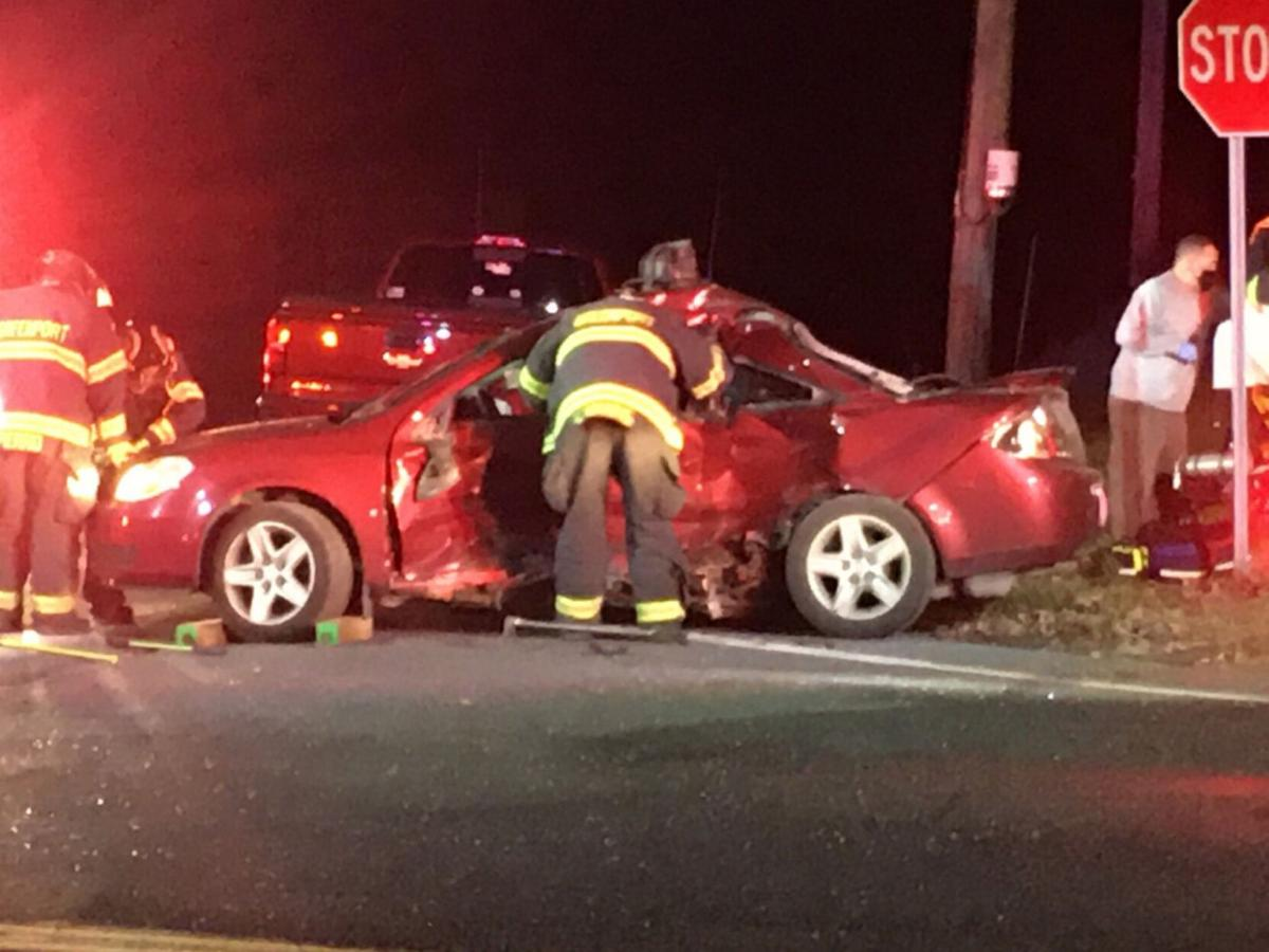Accident sends Hudson man to Albany Med