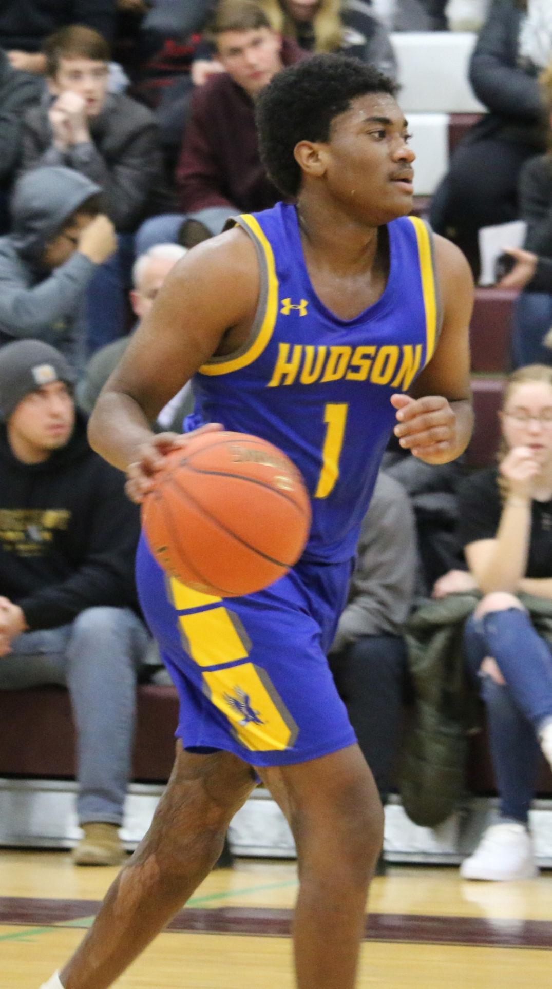 Hudson hands Greenville first loss