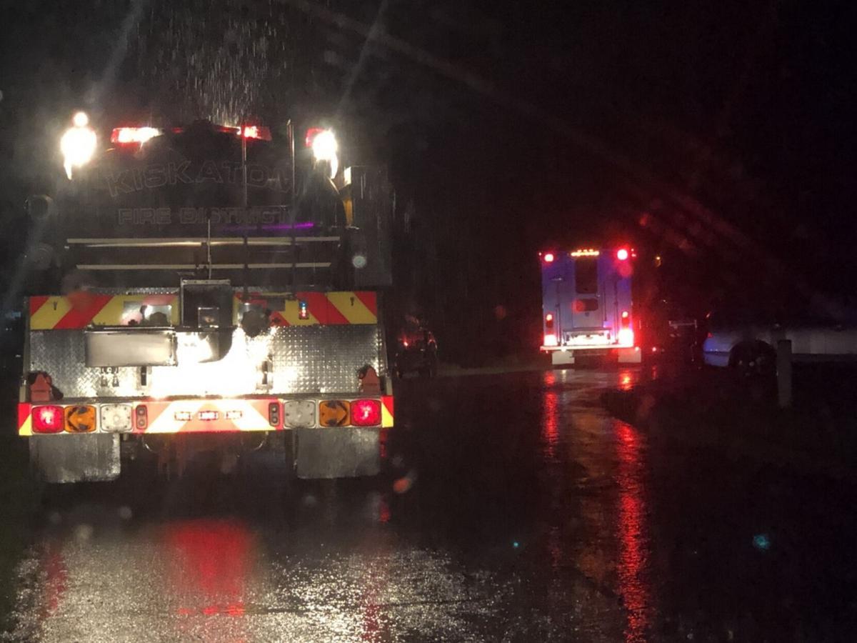 Electrical fire damages Kiskatom mobile home
