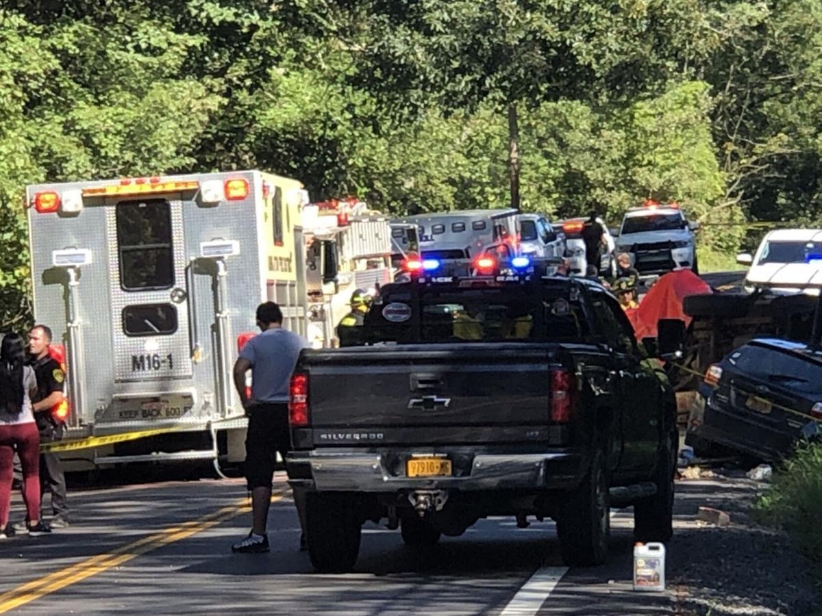 Man killed in Kiskatom crash