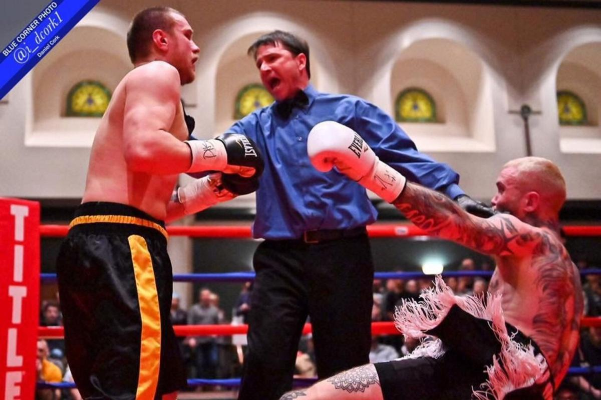 Tomaso returns to the ring wth controversial draw