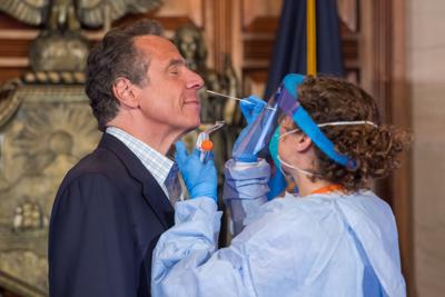 Western NY to reopen as Capital Region waits