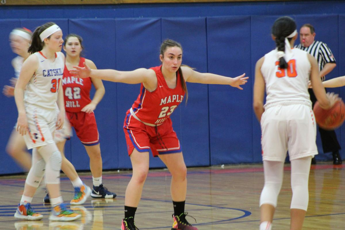 LOCAL ROUNDUP: Maple Hill girls remain unbeaten in Patroon