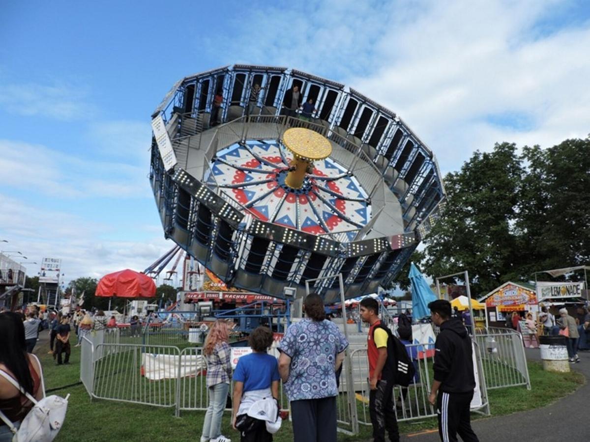 County fair concludes