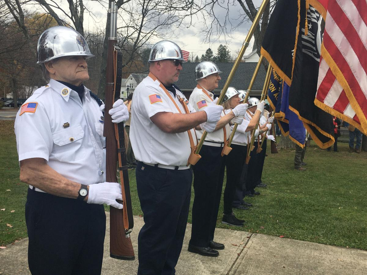 Greene County communities mark Veterans Day