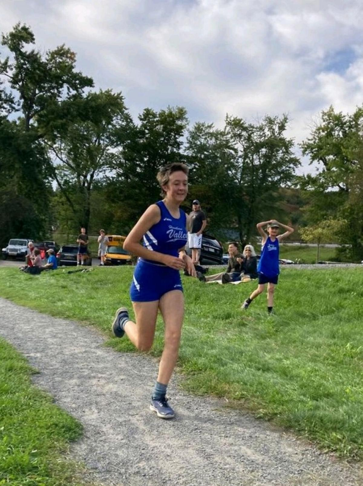 LOCAL ROUNDUP: HVS Runners reach new heights in Windham