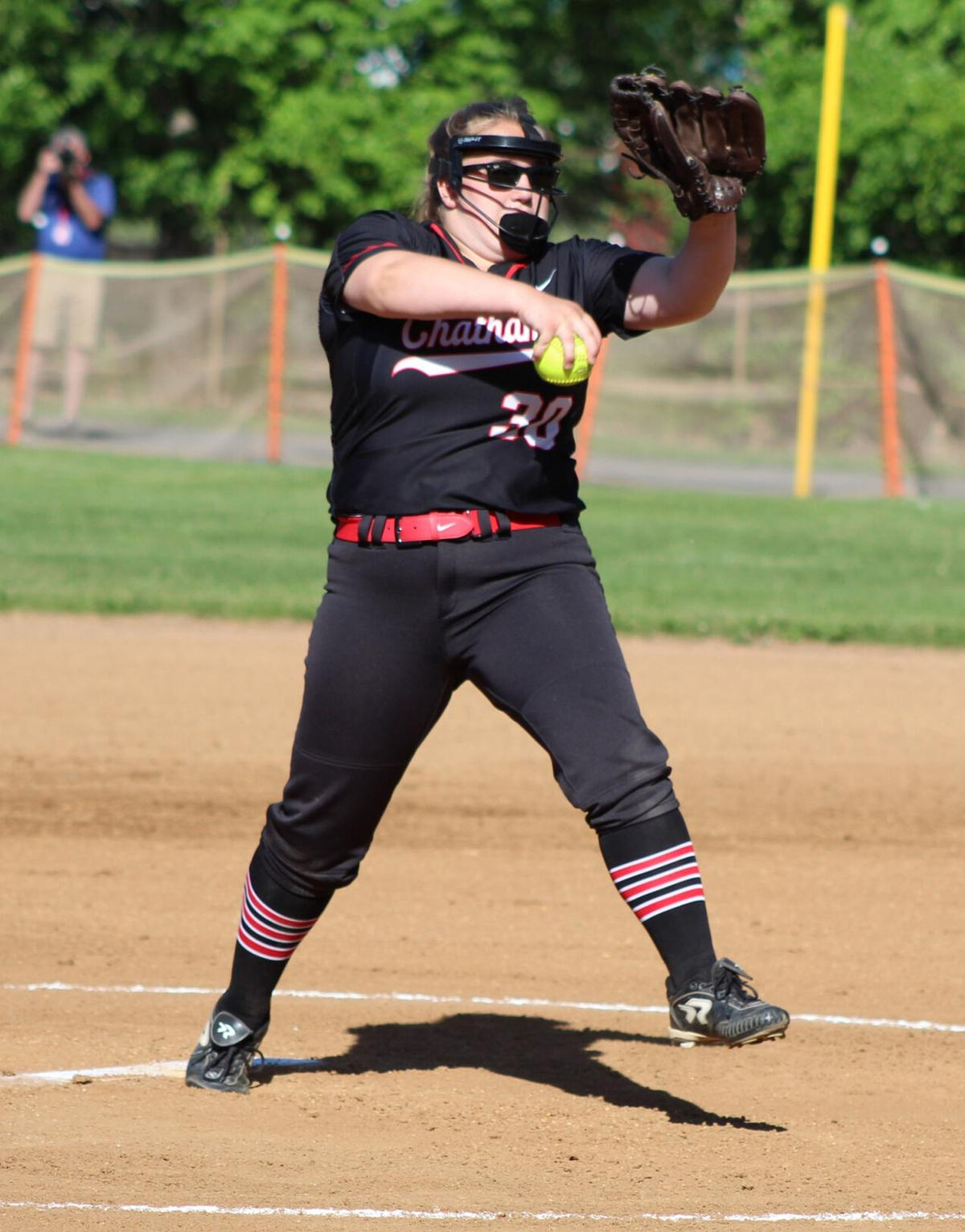SECTION II SOFTBALL: Panthers shutout Bulldogs in quarterfinals