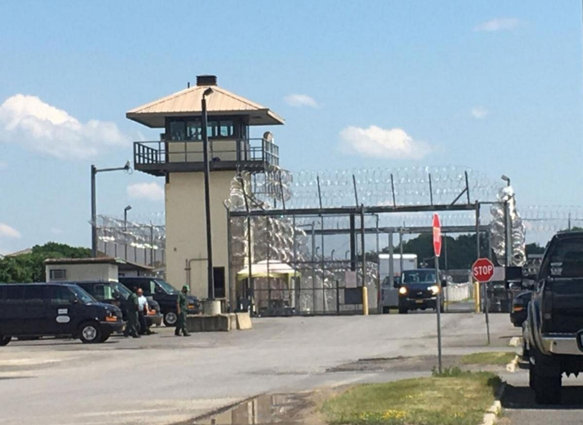 8 officers injured in prison attacks