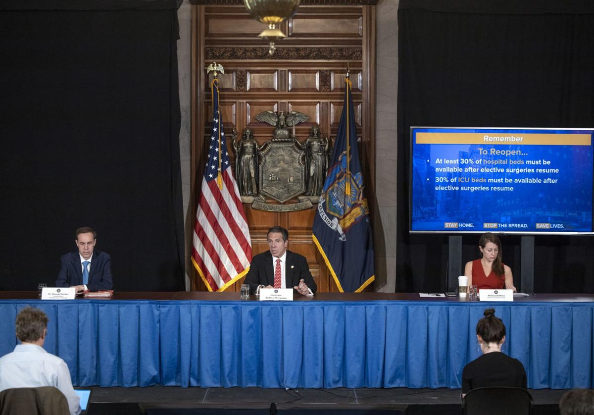 Cuomo seeks pandemic relief in CARES II