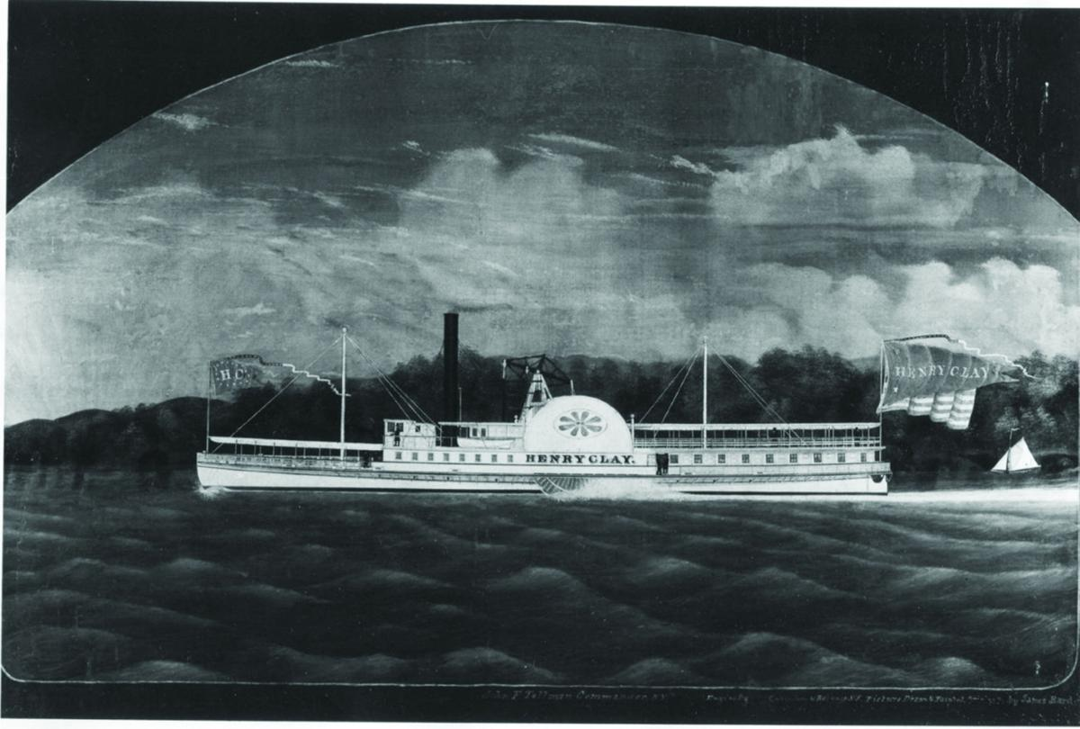 The burning of the Henry Clay, part 2